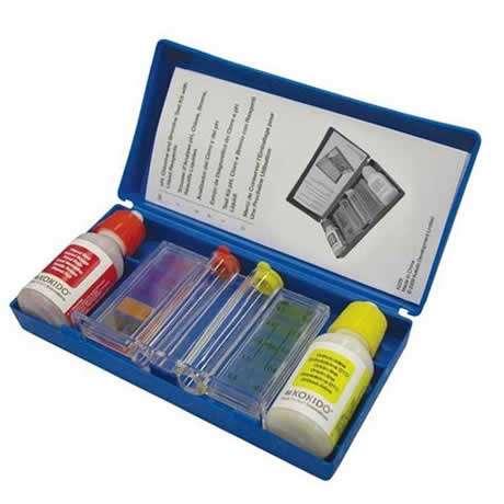 Estuches Analizadores Cloro-pH