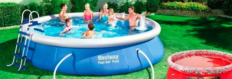 piscina desmontable autoportante